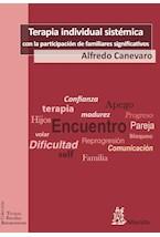 Papel TERAPIA INDIVIDUAL SISTEMICA CON LA PARTICIPACION DE FAMILIA