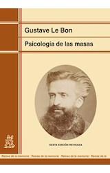 Papel PSICOLOGIA DE LAS MASAS *NUEVA*