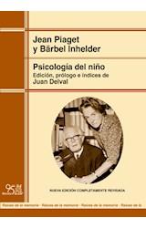 Papel PSICOLOGIA DEL NIÑO *NUEVA*