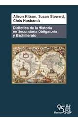 Papel DIDACTICA DE LA HISTORIA EN SECUNDARIA OBLIG