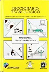 Libro Diccionario Tecnologico Maquinaria Y Equipos Agricolas