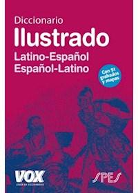 Papel Diccionario Latino Español / Español Latino Ilustrado