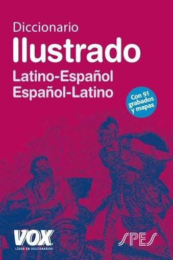 Papel Diccionario Ilustrado Latín. Latino-Español/ Español-Latino