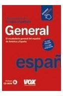 Papel DICCIONARIO AVANZADO LENGUA ESPAÑOLA (79.405 DEFINICION  ES) (CARTONE)