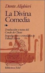 Papel Divina Comedia, La Edaf