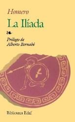 Papel Iliada, La Edaf