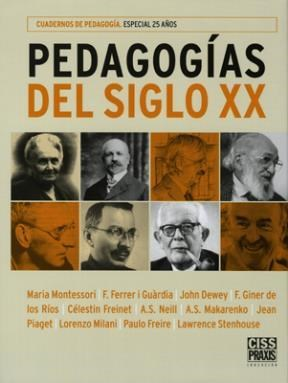 Papel Pedagogias Del Siglo Xx