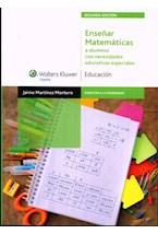 Papel ENSEÑAR MATEMATICAS A ALUMNOS CON NECESIDADES EDUCATIVAS ESP