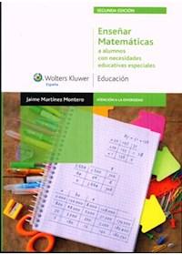 Papel Enseñar Matemáticas A Alumnos Con Necesidades Educativas Especiales