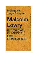 Papel VOLCAN EL MEZCAL LOS COMISARIOS (COLECCION MARGINALES)
