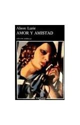 Papel AMOR Y AMISTAD (COLECCION ANDANZAS)