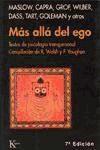 Libro Mas Alla Del Ego