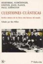 Libro Cuestiones Cuanticas