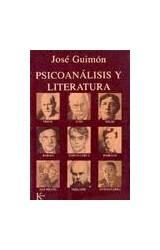 Papel PSICOANALISIS Y LITERATURA