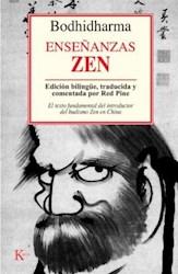 Libro Enseñanzas Zen