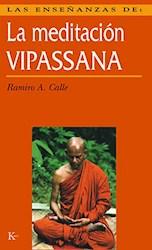 Libro La Meditacion Vipassana