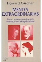 Papel MENTES EXTRAORDINARIAS