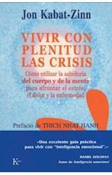 Papel VIVIR CON PLENITUD LAS CRISIS
