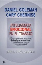 Libro Inteligencia Emocional En El Trabajo