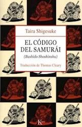 Libro El Codigo Del Samurai