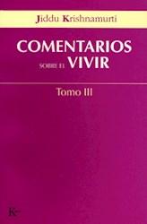 Libro Iii. Comentarios Sobre El Vivir
