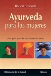 Libro Ayurveda Para Las Mujeres
