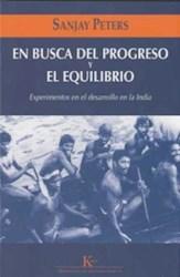 Libro En Busca Del Progreso Y El Equilibrio