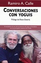 Libro Conversaciones Con Yoguis