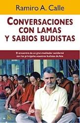 Libro Conversaciones Con Lamas Y Sabios Budistas