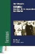 Papel ISRAEL: TEORIAS DE LA EXPANSION TERRITORIAL