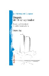 Papel Después del 11 de septiembre