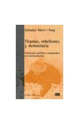 Papel Tiranías, rebeliones y democracia