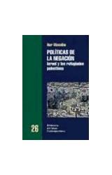 Papel POLITICAS DE LA NEGACION. ISRAEL Y LOS REFUG