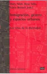 Papel INMIGRACION, GENERO Y ESPACIOS URBANOS (RETOS DE LA DIVERSID