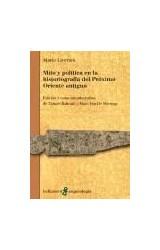 Papel MITO Y POLITICA EN LA HISTORIOGRAFIA DEL PROXIMO ORIENTE ANT