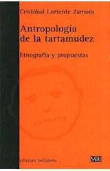 Papel ANTROPOLOGIA DE LA TARTAMUDEZ