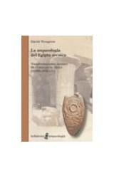 Papel La Arqueología Del Egipto Arcaico