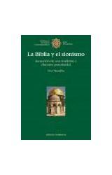 Papel LA BIBLIA Y EL SIONISMO . INVENCION DE UNA T