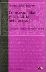 Papel TRANSEXUALIDAD Y LA MATRIZ HETEROSEXUAL