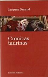Papel Crónicas Taurinas