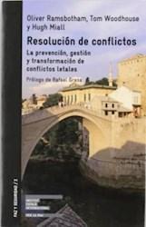 Papel Resolución De Conflictos