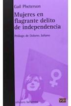 Papel MUJERES EN FLAGRANTE DELITO DE INDEPENDENCIA
