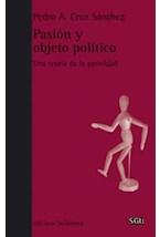 Papel PASION Y OBJETO POLITICO