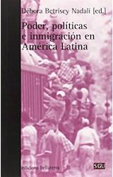 Papel Poder Politicas E Inmigracion En América Latina