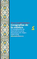 Papel GEOGRAFÍAS DE LO EXÓTICO