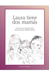Papel LAURA TIENE DOS MAMÁS