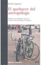 Papel El Quehacer Del Antropólogo