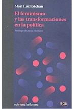 Papel EL FEMINISMO Y LAS TRASNFORMAICONES