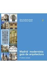 Papel Madrid modernista