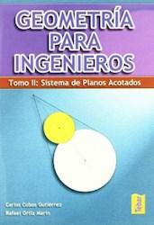 Libro Geometria Para Ingenieros ( Tomo Ii )